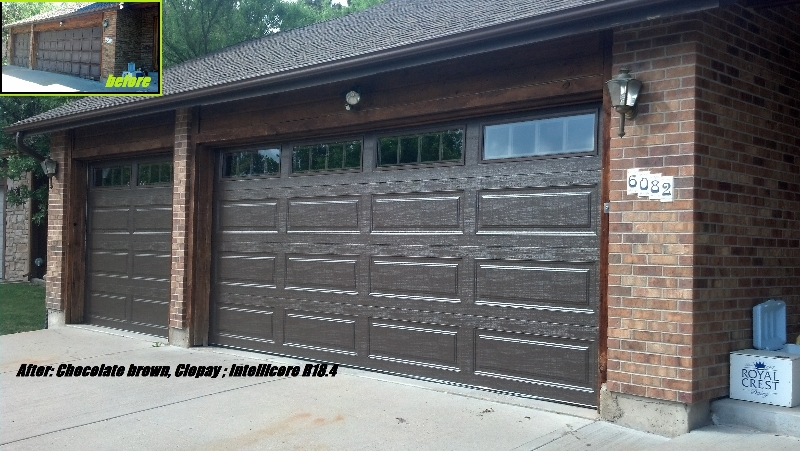 Elegant Value Series Garage Doors Denver Colorado