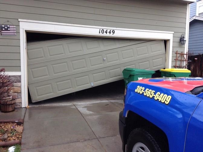 denver garage door service