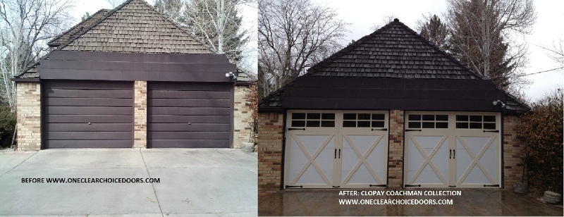 Coachman Collection One Clear Choice Garage Doors Colorado