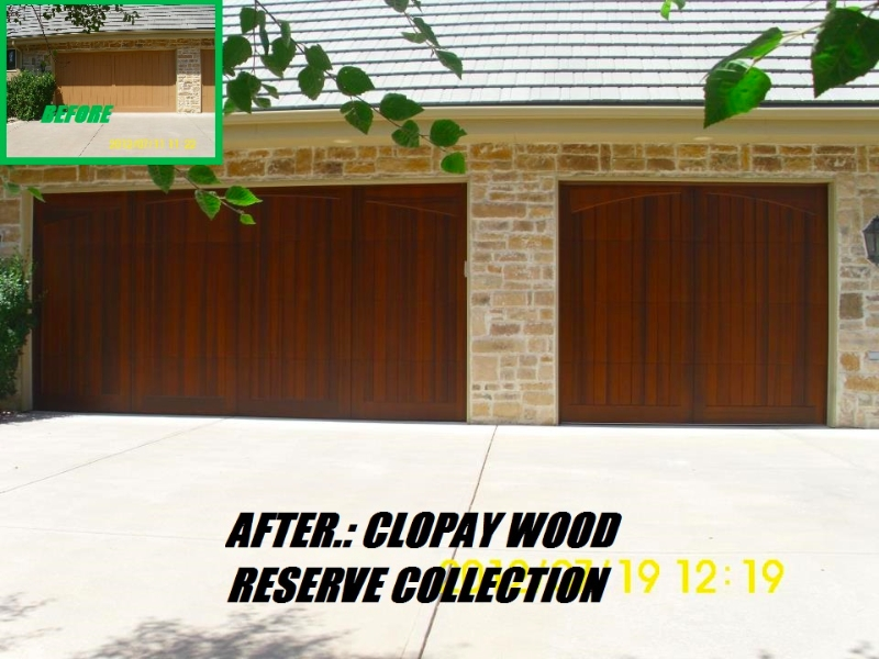 wooddoorjl & Wood Doors - One Clear Choice Garage Doors - Colorado