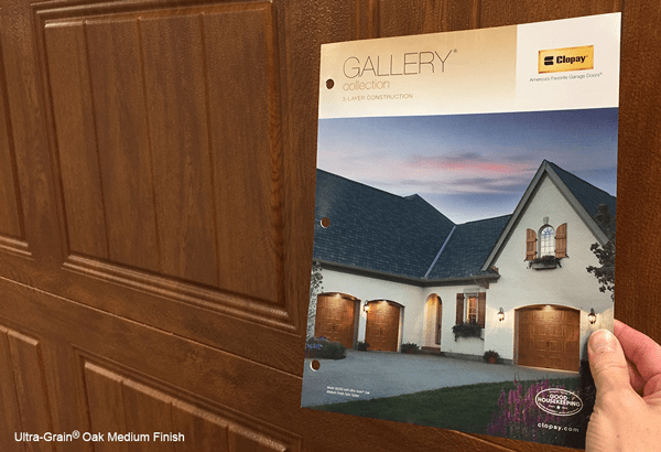 gallery collection brochure