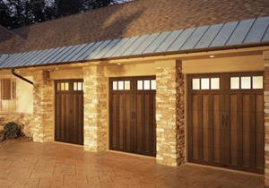 Carriage House Garage Doors Clopay Canyon Ridge Limtied Edition Wood Alternative Custom Garage Door