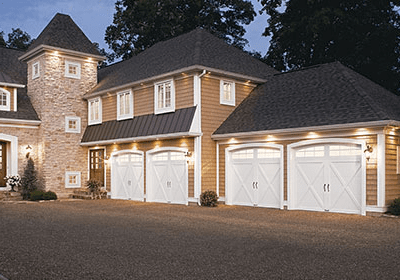 Clopay Coachman Custom Garage Door Collection