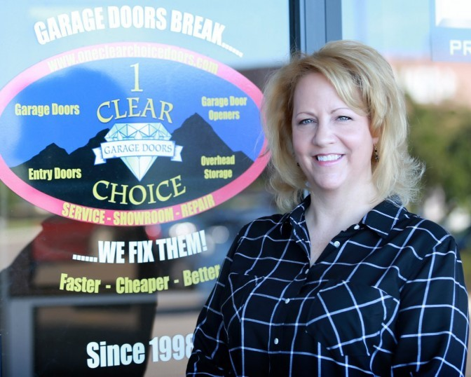 Gillian Has Been With One Clear Choice Garage Doors Since 2010. She Has  Personally Booked Over 20,000 Service Solutions For One Clear Choice.