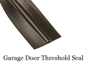 Common Ways To Seal Your Garage Door