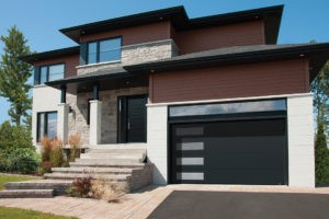 modern collection garage door replacement pricing