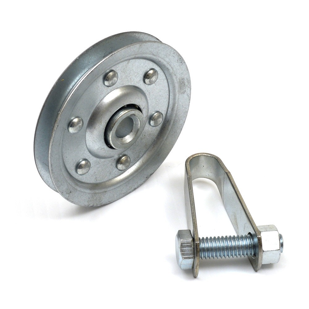3″ Solid Rivet Pulley Image