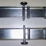 Garage-Door-QUICK-TURN-Top-Fixture-Brackets-with