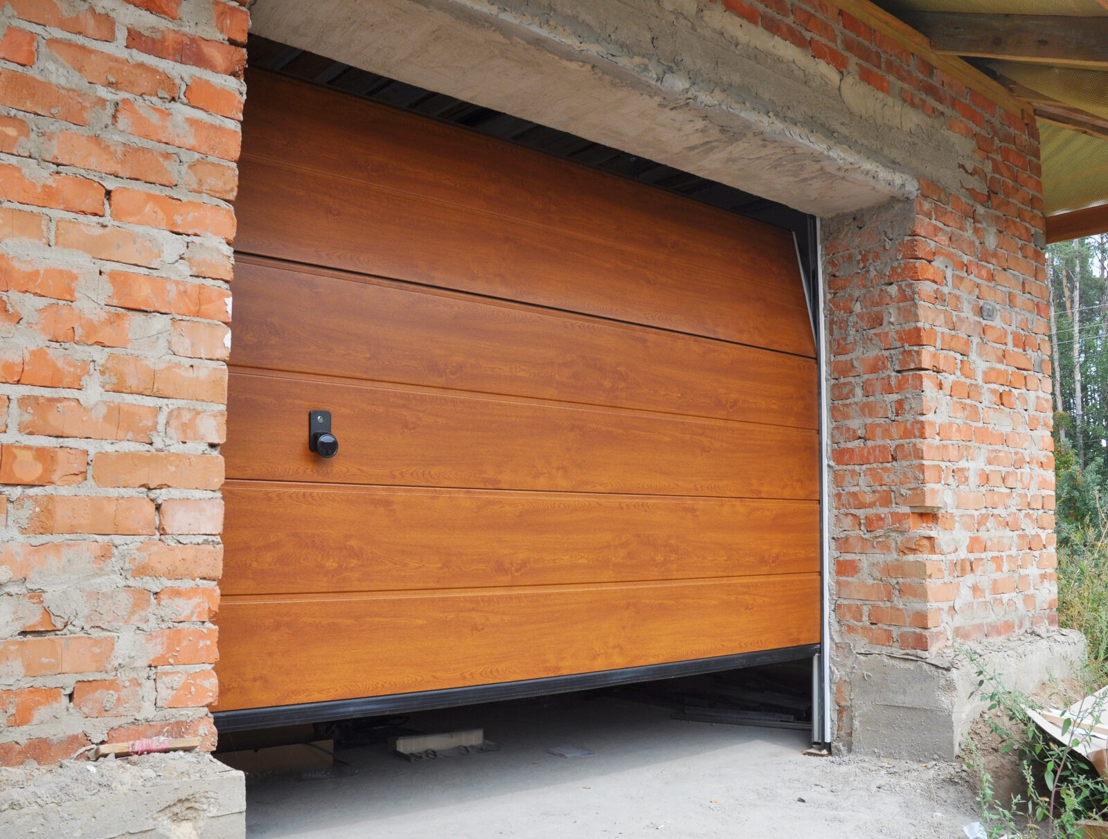 Clopay New Products One Clear Choice Garage Doors