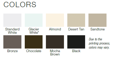 gallery door colors