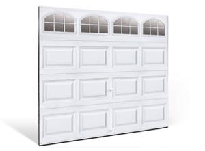 traditional style garage door steel sandwich premium-Lifetime