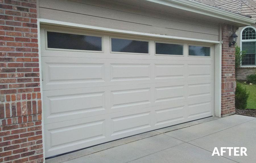 New Insulated Garage Door U003d Lower Energy Usage U2013 Testimonial