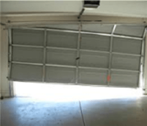 Bad rollers put garage doors at risk