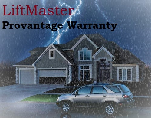 exclusive Provantage garage Door Opener Warranty