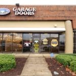 one clear choice garage door showroom alpharetta georgia