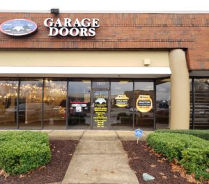 one clear choice garage door showroom alpharetta georgia