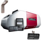 LIFTMASTER 8550 WLB-267 FREE INSTALLATION SAVE 110.00 (INCLUDES EXTRA REMOTE AND A KEYPAD!) LIMITED AVAILABILITY.
