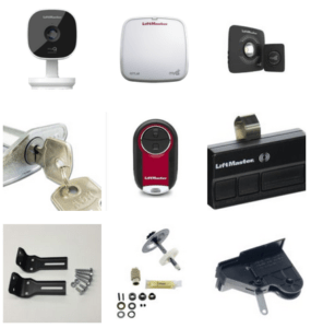 GARAGE DOOR OPENER ACCESSORIES PRICING