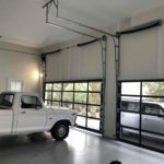 FULL VIEW GARAGE DOORS INSTALLED BY ONE CLEAR CHOICE GARAGE DOORS
