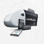 LIFTMASTER 8155 BELT DRIVE OPENER INSTALLED