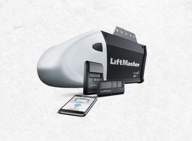 garage door opener retail pricing